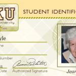 DKU Student Identification Card