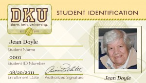 DKU Student Identification Card